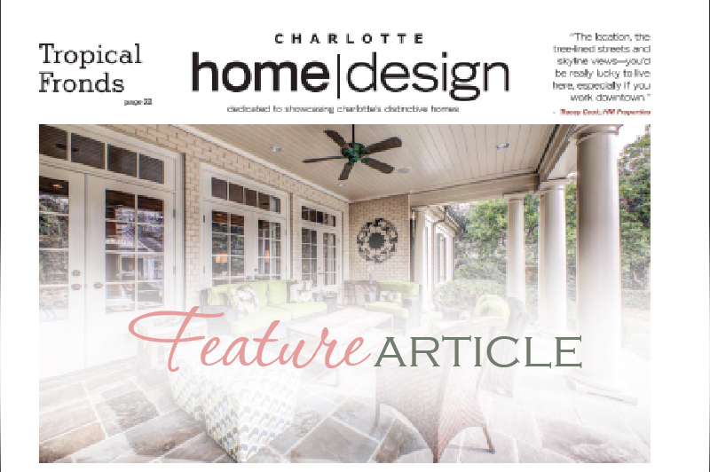 Charlotte Home Design Feature