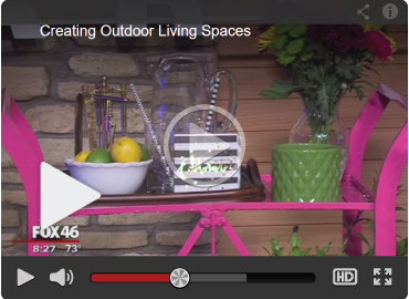 Creating Outdoor Living Spaces thumb