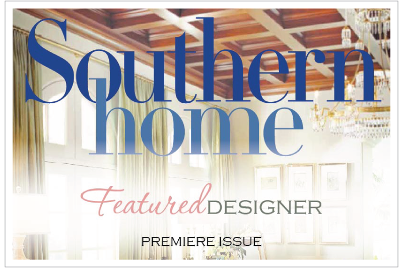 Southern Home mag FEATURE