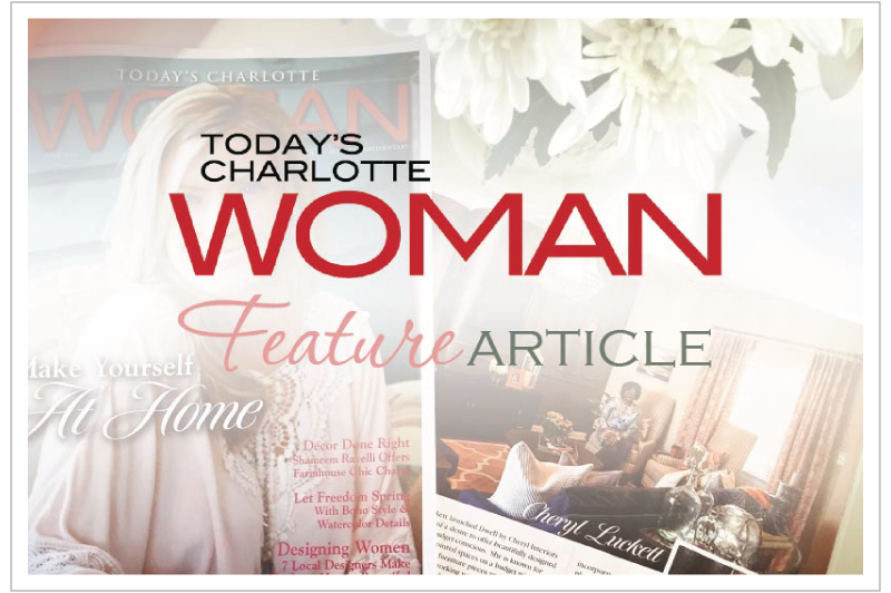 TodaysCLTWoman FEATURE