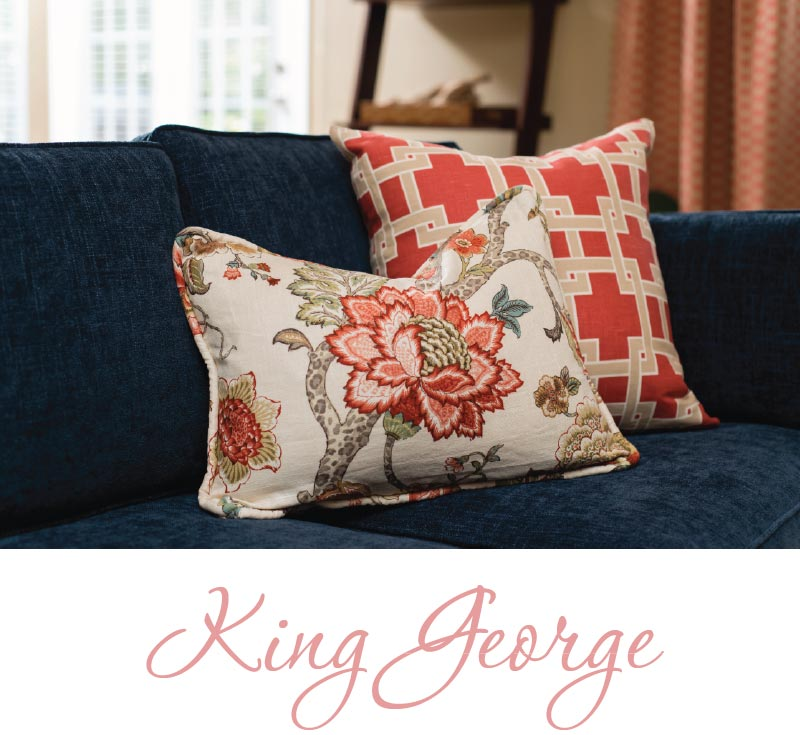 KingGeorge cover