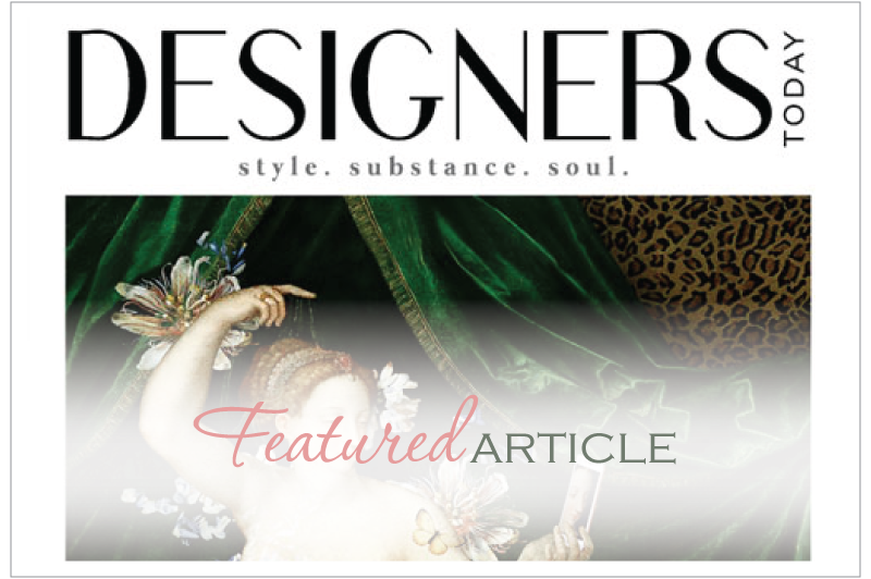 Designers Today FEATURE